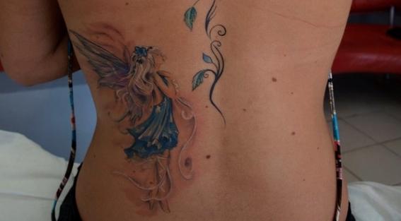 tatuajes de hadas 2