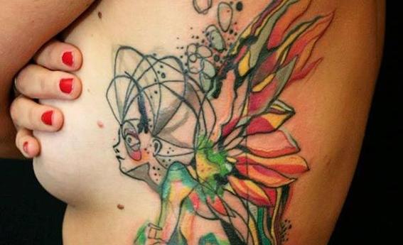 tatuajes de hadas 3