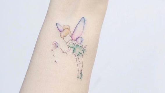 tatuajes de hadas 4