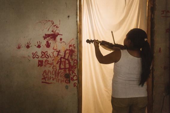Escuela de música en un basurero de Oaxaca 1