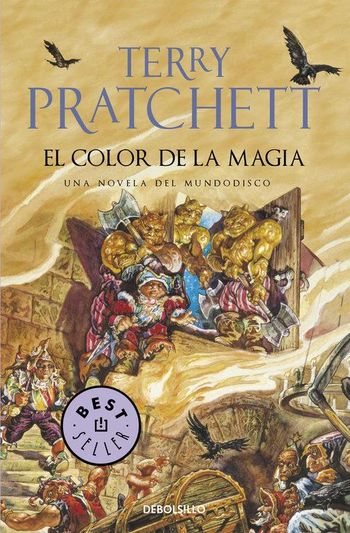 libro el color de la magia 2