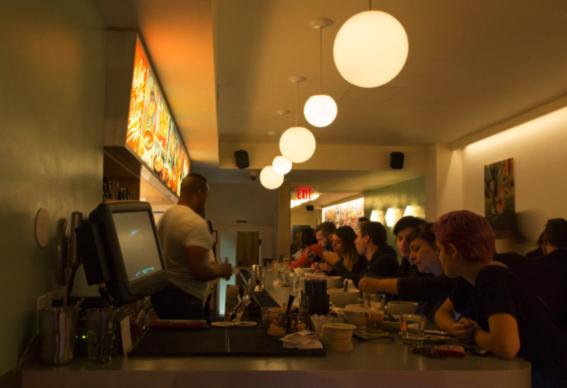 Bonito Cocina Comercial Suministra Nueva York Composición - Ideas ...