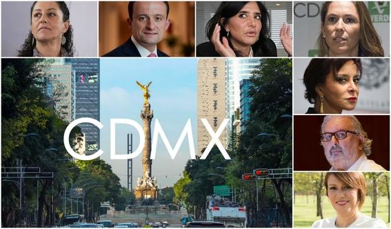 encuesta sheinbaum barrales arriola debate cdmx 1