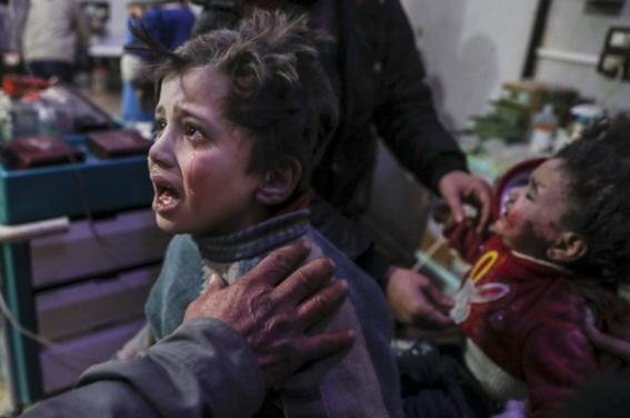 fotografias de la guerra en siria 4