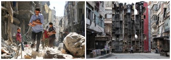 fotografias de la guerra en siria 5