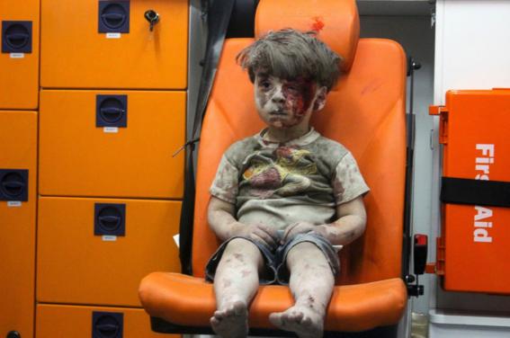 fotografias de la guerra en siria 6