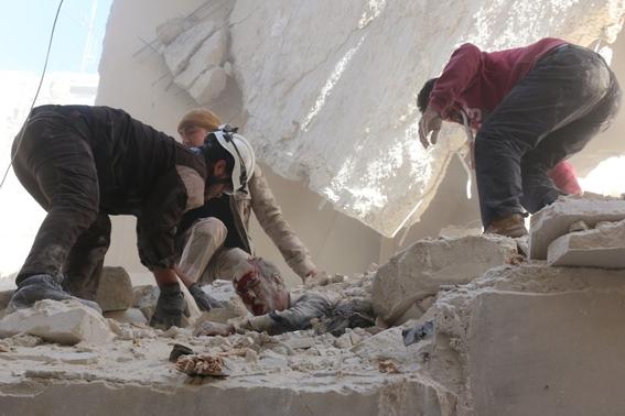 fotografias de la guerra en siria 8