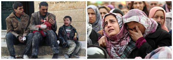 fotografias de la guerra en siria 7