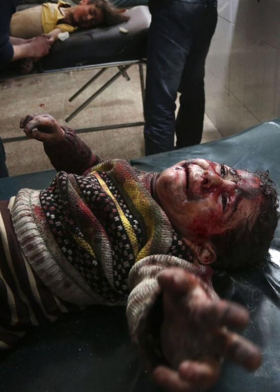 fotografias de la guerra en siria 9