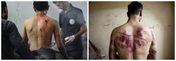 fotografias de la guerra en siria 10