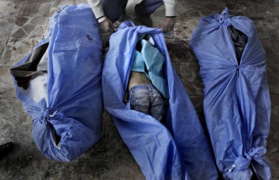 fotografias de la guerra en siria 13
