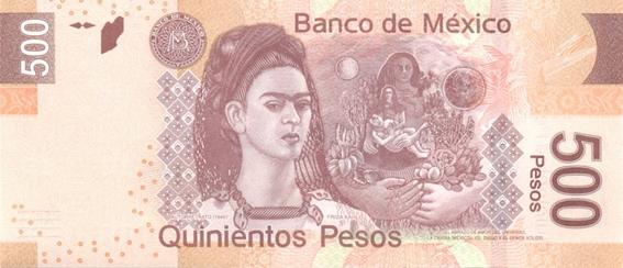 personajes de los billetes 11
