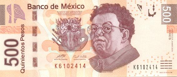 personajes de los billetes 10