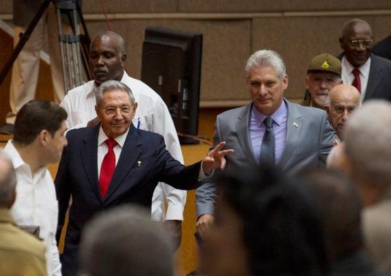 miguel diazcanel nuevo presidente de cuba 1