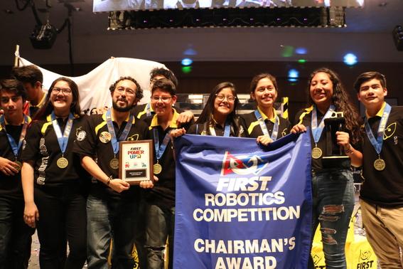 equipo mexicano va al mundial de robotica en houston 1