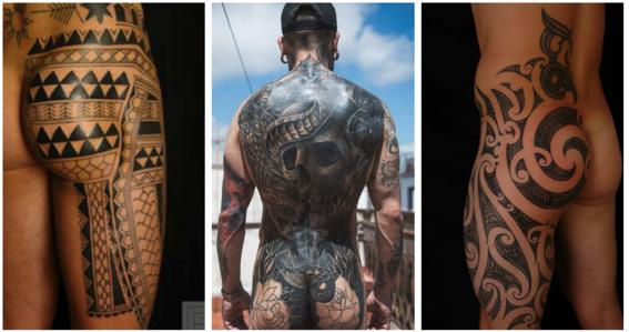 tatuajes en los gluteos 3