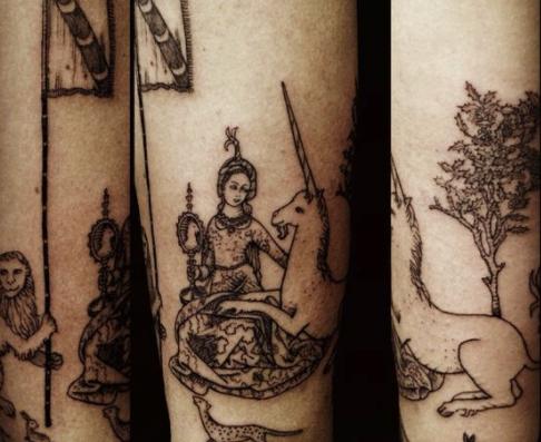 tatuajes elegantes para hombres 17