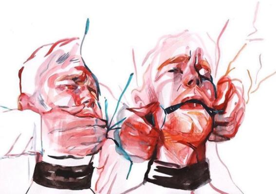 ilustraciones de watercolor porn 8