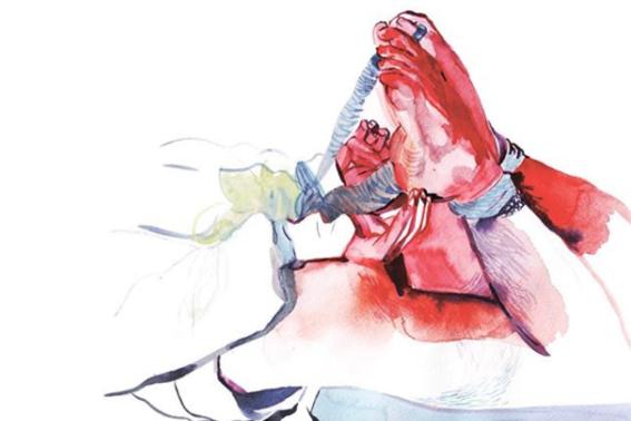 ilustraciones de watercolor porn 14