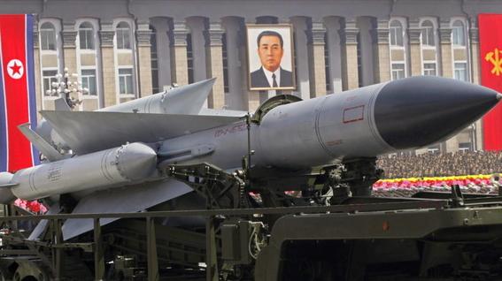 misil nuclear corea del norte 1
