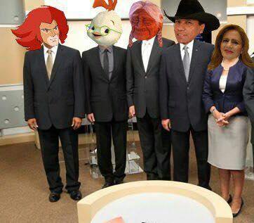 memes del debate presidencial 17