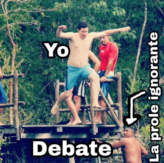 memes del primer debate presidencial en mexico 3