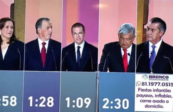 memes del primer debate presidencial en mexico 9