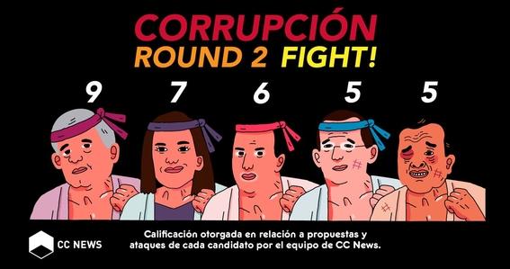 andres manuel lopez obrador primer debate presidencial elecciones 2018 6