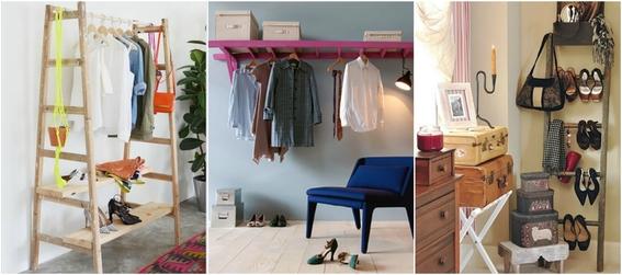 open closet ideas 6