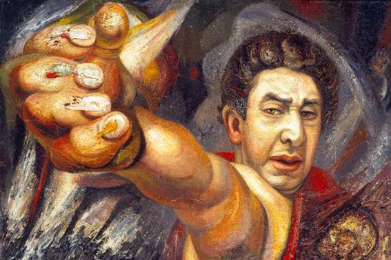 pintores famosos mexicanos 12