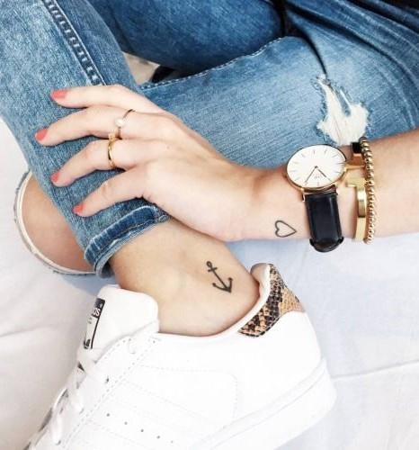 tatuajes para el tobillo 2