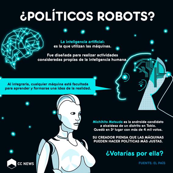 robots politicos en tokio 1