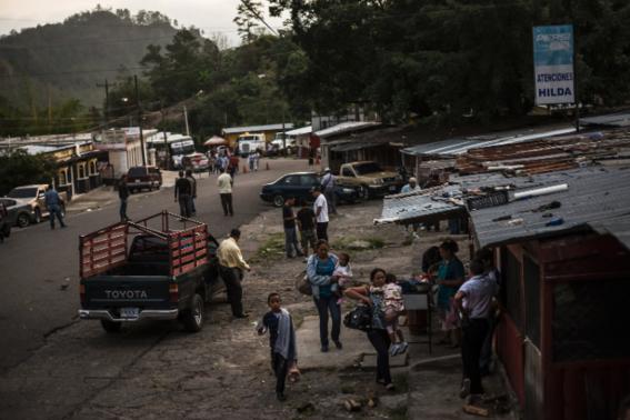cronica de un refugiado hondureno 1