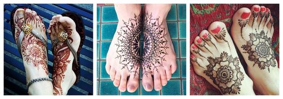 tatuajes en el empeine 4