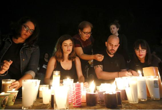 marchas por tres estudiantes asesinados 3