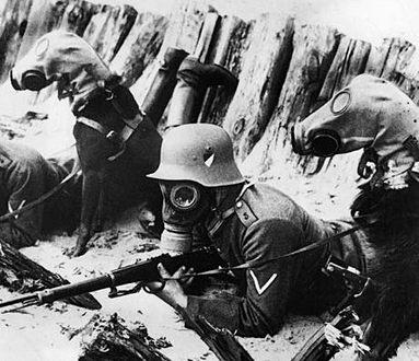 gas masks photos chemical warfare horror 11