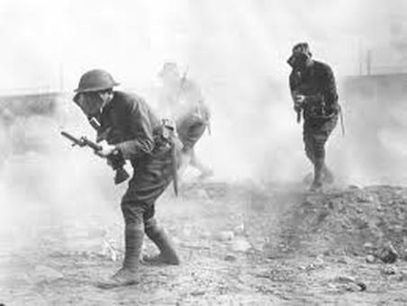 gas masks photos chemical warfare horror 15