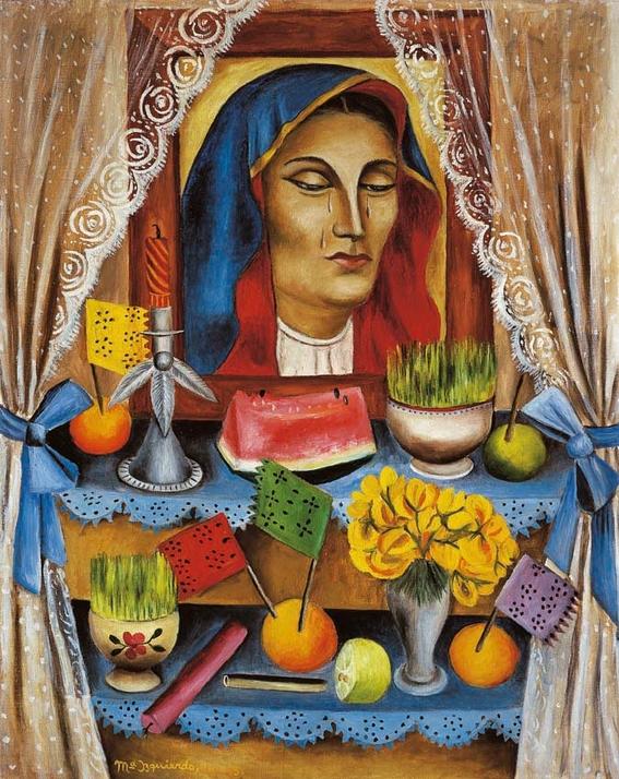 pintores famosos mexicanos 20