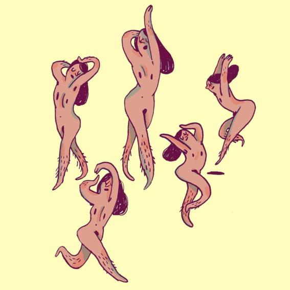 marie boiseau illustrations body positive 14