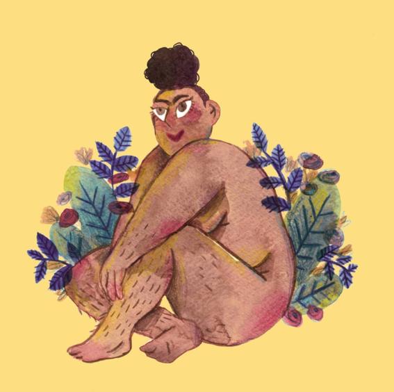 marie boiseau illustrations body positive 5