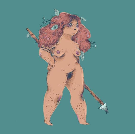 marie boiseau illustrations body positive 1