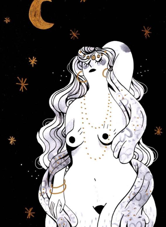 marie boiseau illustrations body positive 2
