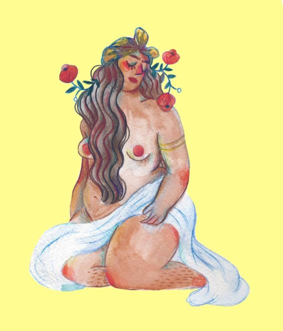 marie boiseau illustrations body positive 3