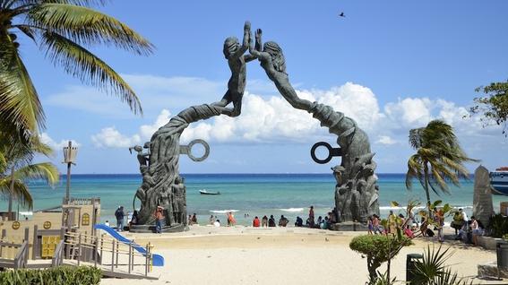 playa del carmen lugares 1