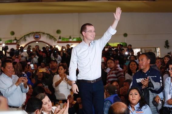 anaya presenta cinco acciones para combatir la corrupcion 1
