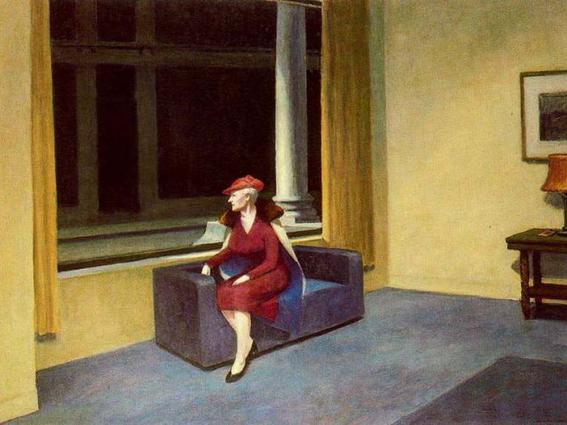 edward hopper outcast paintings 17