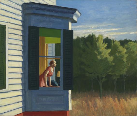edward hopper outcast paintings 14