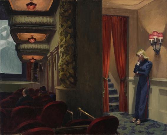 edward hopper outcast paintings 10
