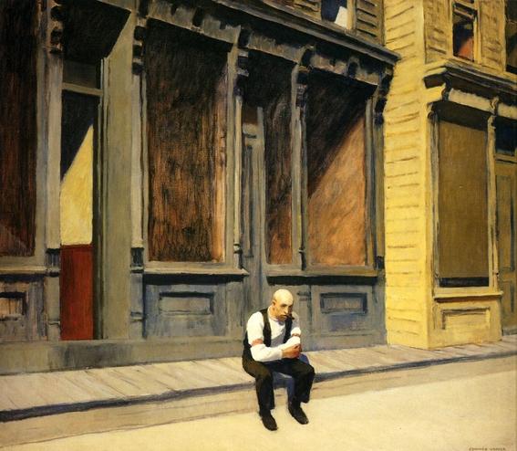 edward hopper outcast paintings 3