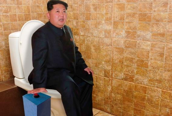 kim jongun llevara a la cumbre de las dos coreas su propio wc 1